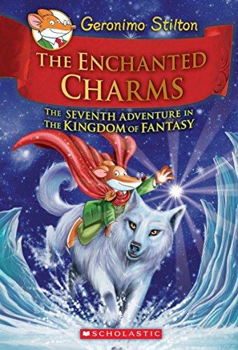 9789351035497: Enchanted Charms,The: Geronimo Stilton and the Kingdom of Fantasy#7