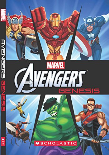 9789351035718: Avengers Genesis - Chapter Book Collection