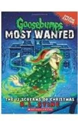 9789351036333: Goosebumps Most Wanted Special Edition #2: The 12 Screams Of Christmas