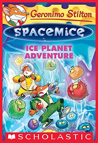 9789351036395: GERONIMO STILTON SPACEMICE # 3 ICE PLANET ADVENTURE