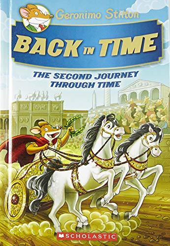 Geronimo Stilton Back in Time: Stilton Geronimo