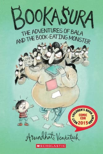 9789351037064: Bookasura: The Adventures of Bala and the Book - Eating Monster