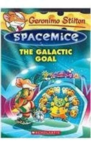 9789351037323: Galactic Goal,The