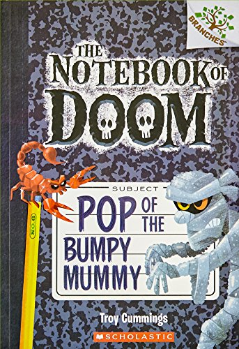 9789351038191: The Notebook of Doom #6: Pop of the Bumpy Mummy