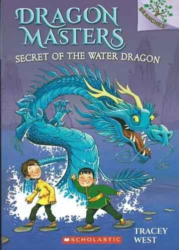 9789351038207: DRAGON MASTERS: SECRET OF THE WATER DRAGON