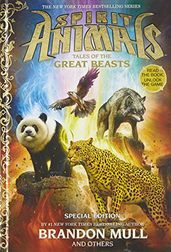 9789351038375: Spirit Animals: Special Edition: Tales of the Great Beasts
