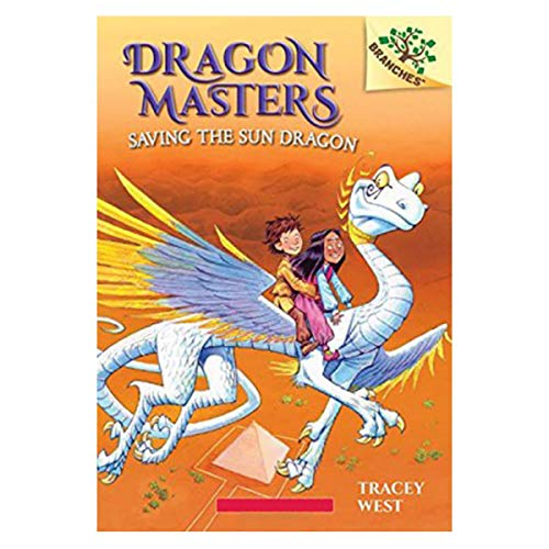9789351038429: Dragon Masters #2: Saving the Sun Dragon [Paperback] TRACEY WEST