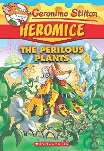 9789351039051: Geronimo Stilton Heromice #4: The Perilous Plants