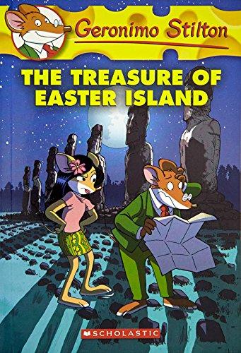 9789351039099: Geronimo Stilton #60 The Treasure of Easter Island