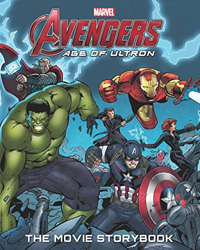 9789351039310: Avengers Age of Ultron Movie Storybook