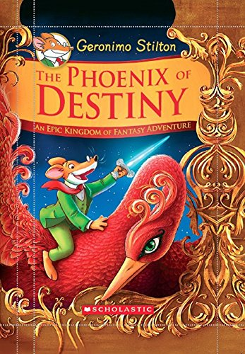 9789351039518: Geronimo Stilton and the Kingdom of Fantasy SE: The Phoenix of Destiny