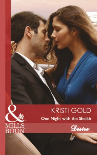 9789351061090: [(One Night with the Sheikh)] [by: Kristi Gold]