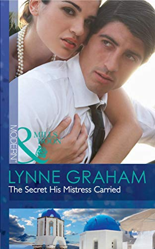 9789351067085: The Secret His Mistress Carried (Harlequin Modern)