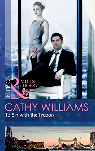 9789351067122: To Sin with the Tycoon (Mills and Boons)