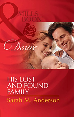 9789351067412: His Lost And Found Family (Mills And Boons)