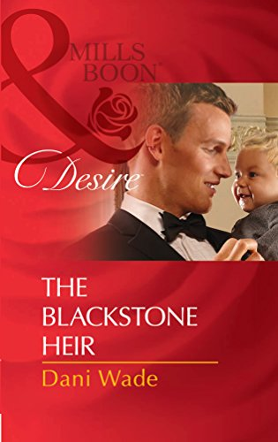 9789351067429: The Blackstone Heir (Mills And Boons)