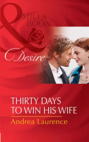 9789351067436: Thirty Days To Win His Wife (Mills And Boons)