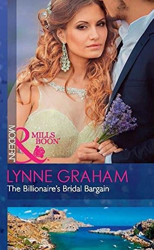 9789351067634: The Billionaire's Bridal Bargain