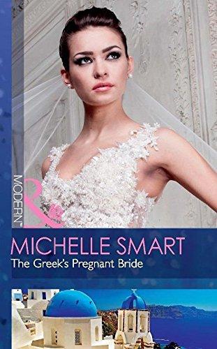 9789351068150: The Greek's Pregnant Bride (Modern)