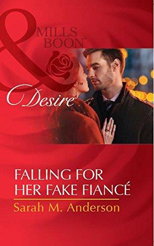 9789351068808: Falling For Her Fake Fiancã© (Desire)
