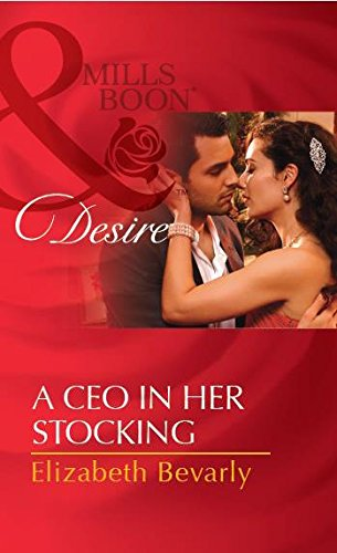 9789351068945: A CEO in Her Stocking (Desire)