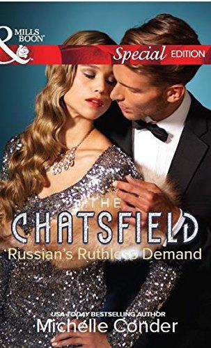 9789351068990: Russian's Ruthless Demand (Chatsfield)