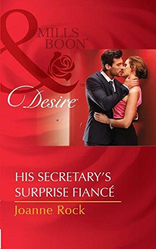 9789351069836: His Secretarys Surprise Fiancé