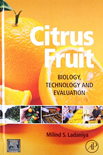 9789351070399: Citrus Fruit,, 1 Editon