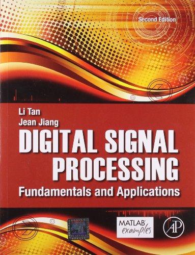 Digital Signal Processing 2Nd Edition: Li Tan, Jean