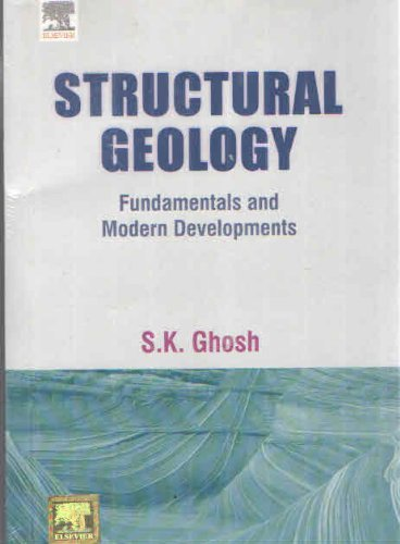 9789351070566: Structural Geology: Fundamentals and Modern Developments