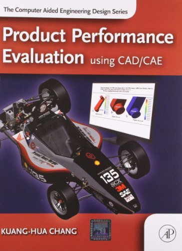 9789351070580: PRODUCT PERFORMANCE EVALUATION USING CAD/CAE