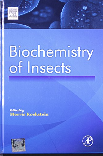 Biochemistry Of Insects: Rockstein Morris