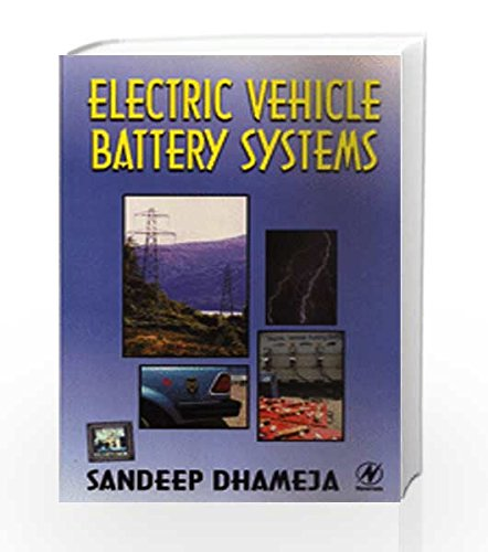 Electric Vehicle Battery System: Dhameja