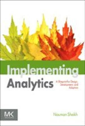 9789351072423 implementing analytics a blueprint for design imagen de archivo malvernweather Gallery