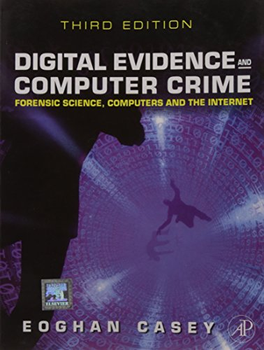 9789351072546: Digital Evidence And Computer Crime 3E
