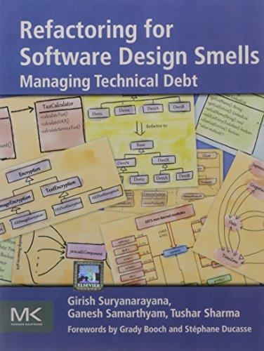 9789351073055: Refactoring For Software Design Smells: Managing Technical Debt