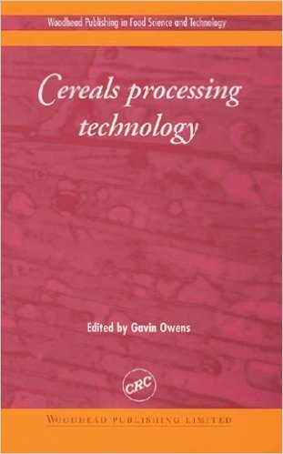 9789351073291: Cereals Processing Technology,, 1 Editon