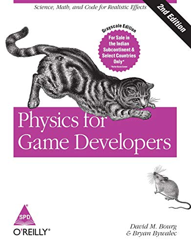 9789351101314: Physics for Game Developers