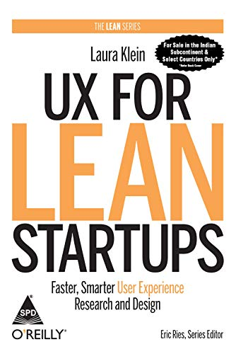 9789351101352: UX for Lean Startups