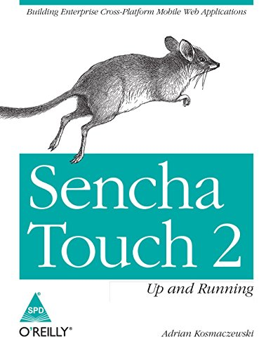 9789351101383: Sencha Touch 2 Up and Running