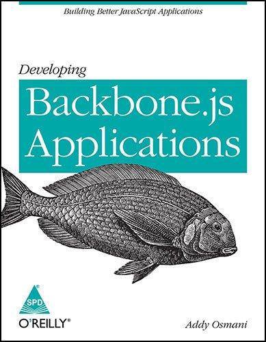 9789351101437: Developing Backbone.js Applications