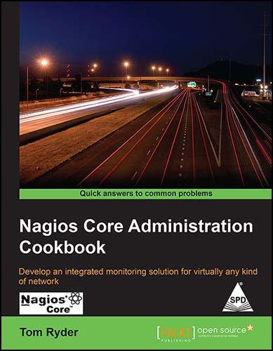 9789351101628: Nagios Core Administration Cookbook
