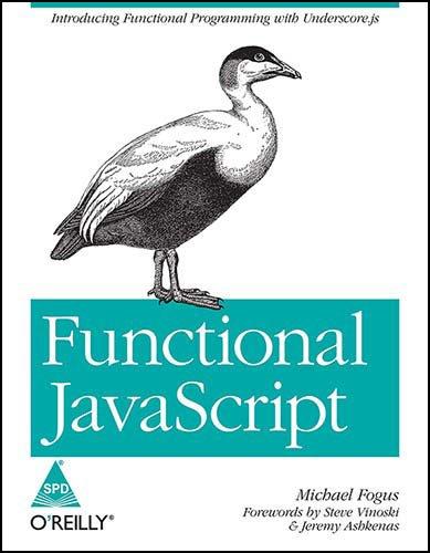 9789351101710: Functional JavaScript