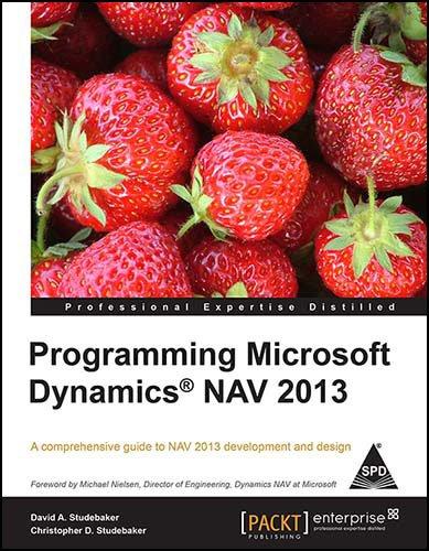 9789351102083: Programming Microsoft Dynamics NAV 2013