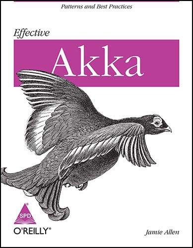 9789351102687: Effective Akka