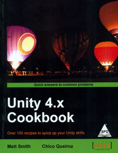 9789351102700: Unity 4.x Cookbook
