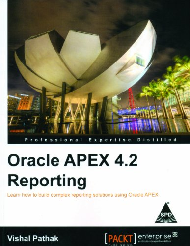 9789351102809: ORACLE APEX 4.2 REPORTING