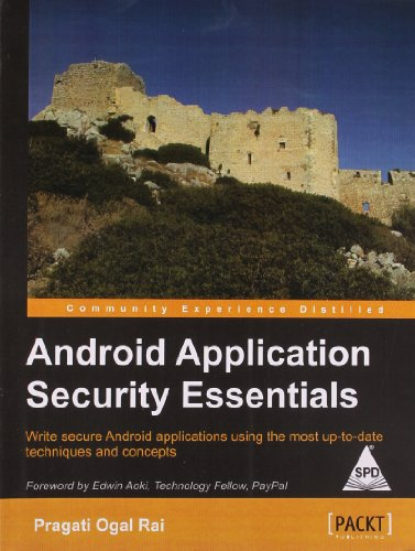9789351102816: Android Application Security Essentials