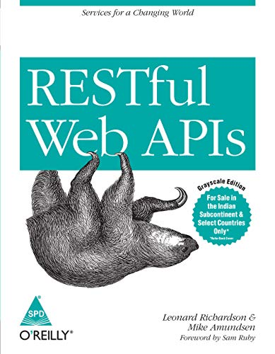 9789351102977: RESTful Web APIs