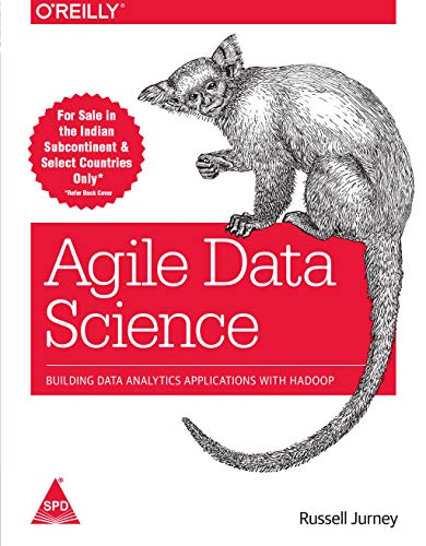 9789351103172: Agile Data Science